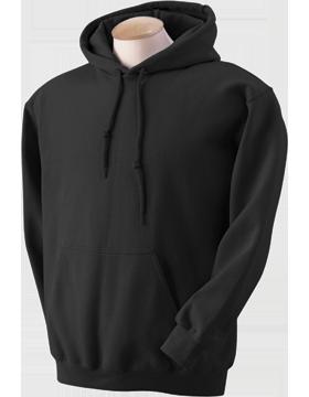 Badger Hooded Sweatshirt with Sport Shoulders
