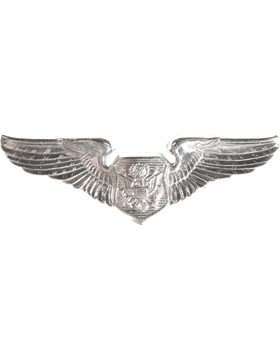 USAF Badge No Shine Basic Non-Rated Aircrew