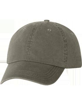 AH70 Bio-Washed Cotton Twill Cap