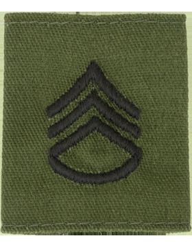 Gortex Loop OD Staff Sergeant (AR-GL106)
