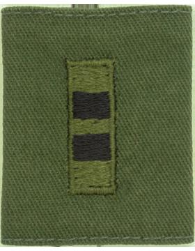 Gortex Loop OD Warrant Officer 02 (AR-GL116)