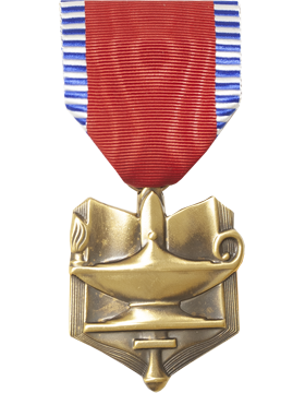 ROTC Superior Cadet (DRM-202) Full Size Medal (Nail Back)