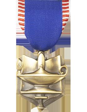 JROTC Superior Cadet (DRM-202) Full Size Medal (Nail Back)