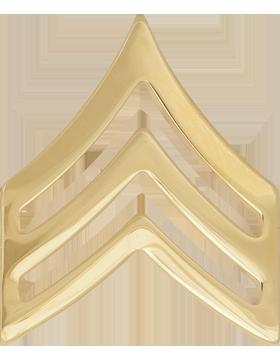 No-Shine Rank (NS-105) Sergeant (E-5)
