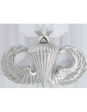 NS-308, No-Shine Badge Senior Parachutist