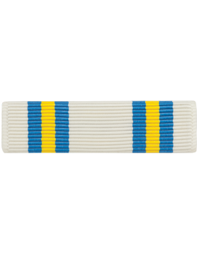 AFJROTC Ribbon (RC-R344) Honor Unit (#212D)
