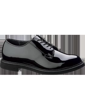 Bates DuraShocks High Gloss Oxford Shoe E01301