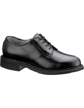 Women's Bates Leather Uniform Oxford Shoe E00769