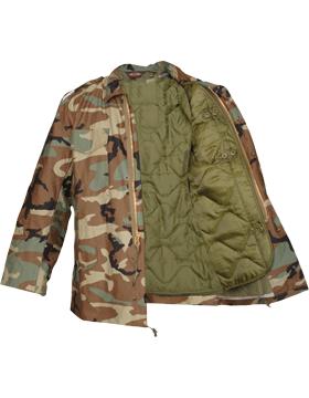 M-65 Field Coat (Shirt) Woodland F5420