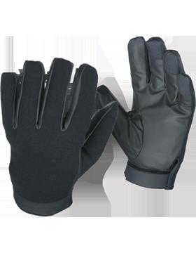 Neoprene Shooting Gloves Insulated Black