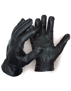 Leather Gloves Spectra Lining