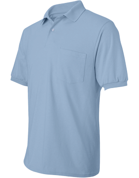 EcoSmart Jersey Pocket Polo 054P