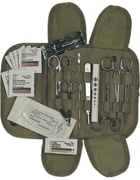 Universal Surgical Kit Complete (Filled) 10-7688