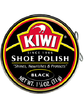 Black Shoe Polish 101-011