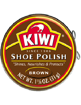 Brown Shoe Polish 101-013