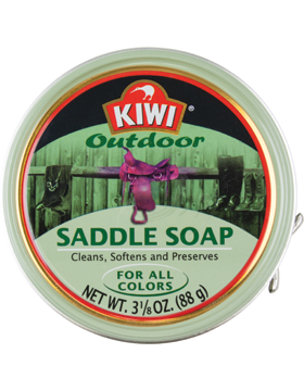 Kiwi Saddle Soap 109-011