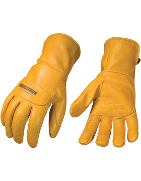 Leather Utility Plus Gloves 11-3245-60