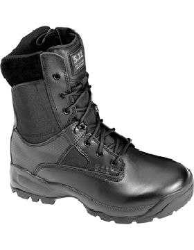 ATAC Black Side Zip Storm Boot 12004