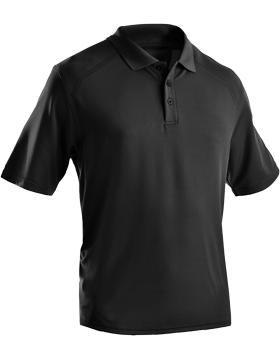 Under Armour® Black Tactical Range Polo 1005492-001