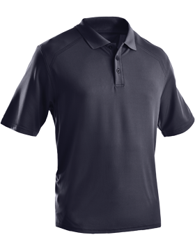 Under Armour® Dark Navy Tactical Polo 1005492-465