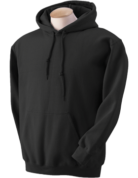 Badger Hooded Sweatshirt with Sport Shoulders