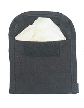 EMT Glove Pouch Black