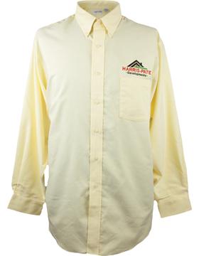 Van Heusen Oxford Shirt 13V0040 Long Sleeve
