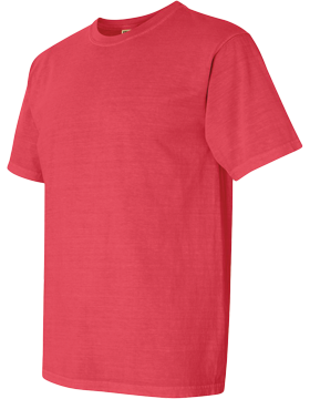 Pigment Dyed Short Sleeve Shirt 1717
