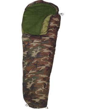 Mod Sleeping System 3 in 1 Sleeping Bag ACU
