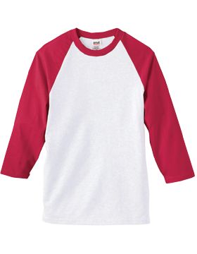 Baseball 3/4-Sleeve T-Shirt 2184