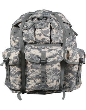 LARGE ALICE PACK W/ FRAME - CAMO