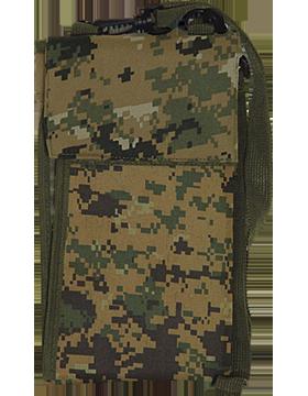Folding Map Case Woddland Digtal 25-0009