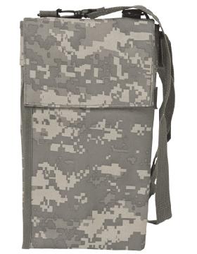 Folding Map Case ACU 25-0009