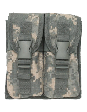 ACU Ammo Pouch M16/M4/AR15 Holds 4 Mags