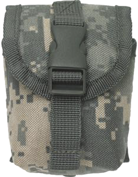 ACU Grenade Pouch Molle Compatible