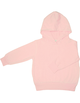 Toddler Fleece Pullover Hood 3326 Pink