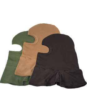 Heavyweight Bibbed Balaclava with  Nomex Coyote Tan 333004CT
