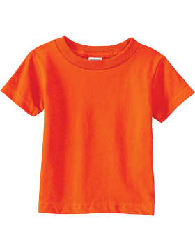 Rabbit Skins Infant Short Sleeve Jersey T-Shirt 3401