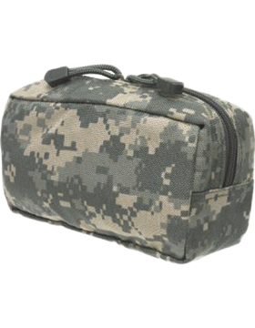 ACU Horizontal Utility Pouch Molle Compatible