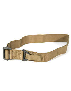 Blackhawk CQB/Emergency Rescue Rigger Belt Coyote Tan 41CQ01DE