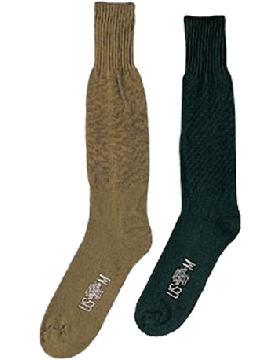 G.I. Type Cushion Sole Boot Sock 4564
