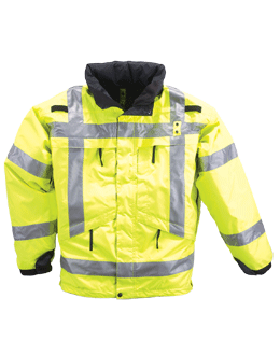 5.11 3 in 1 Reversible High-Vis Parka