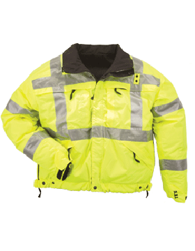 High-Vis Reversible Jacket