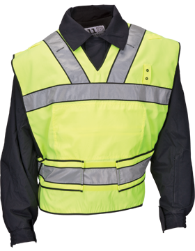 ANSI II Reflective Vest Yellow 49001