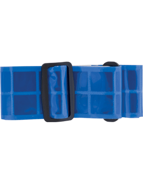 High Intensity Blue Reflective Belt 49084