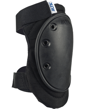 FLEX Long Cap Heavy-Duty Velcro Knee Protectors