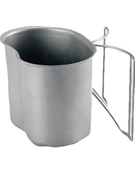 G.I. Stainless Steel Canteen Cup