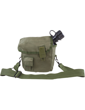 2 Quart Mil Spec Canteen Cover