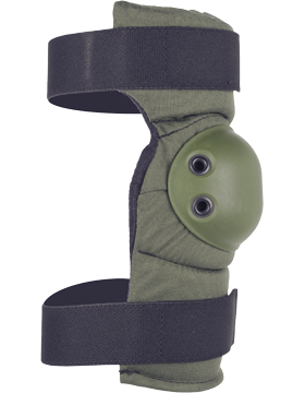 Flexible Heavy-Duty Military Elbow Protectors