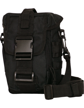 MOLLE Tactical Shoulder Bag Black 56-451